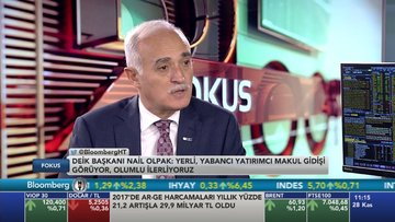 Fokus - 28 Kasım 2018 (DEİK Başkanı Nail Olpak)