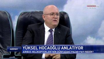 Airport - 2 Aralık 2018 (Airbus Helicopters Türkiye temsilcisi Yüksel Hocaoğlu Rota:Orta Asya)