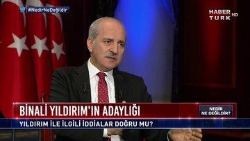 Nedir Ne Değildir? - 29 Kasım 2018 (AK Parti Genel Başkan Vekili Prof. Dr. Numan Kurtulmuş)