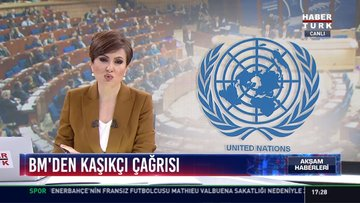 """BM'den Kaşıkçı çağrısı: """"Uluslararası soruşturma çağrısı yaptık, ama yetkimiz yok"""""""