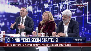 Teke Tek Özel - 4 Aralık 2018 (Seçimin kaderini adaylar mı, partilerin geliştireceği taktik ve stratejiler mi belirleyecek?)