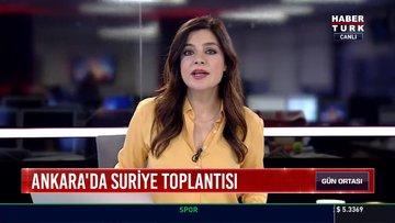 Ankara'da Suriye toplantısı: ABD heyeti ile Suriye'deki son durum ele alınıyor