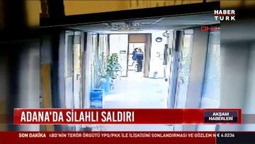 İşte Adana'daki saldırı anı: Zabıta Müdürü ve Zabıta Amiri hayatını kaybetti