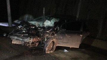Bartın Vali Yardımcısı trafik kazasında hayatını kaybetti