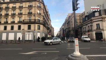 Fransa'da protestolar sürüyor!