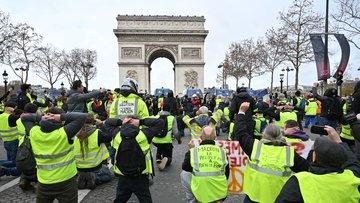 Hayalet şehir Paris'te bugün yaşananlar