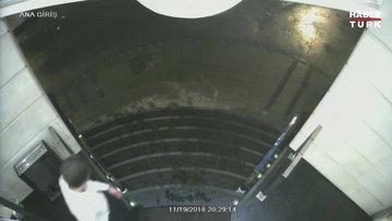 Milyonluk rüşvet gözaltısı kamerada
