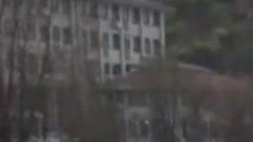 Zonguldak'ta kuvvetli fırtına