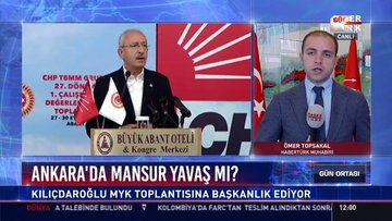 Ankara'da Mansur Yavaş mı?
