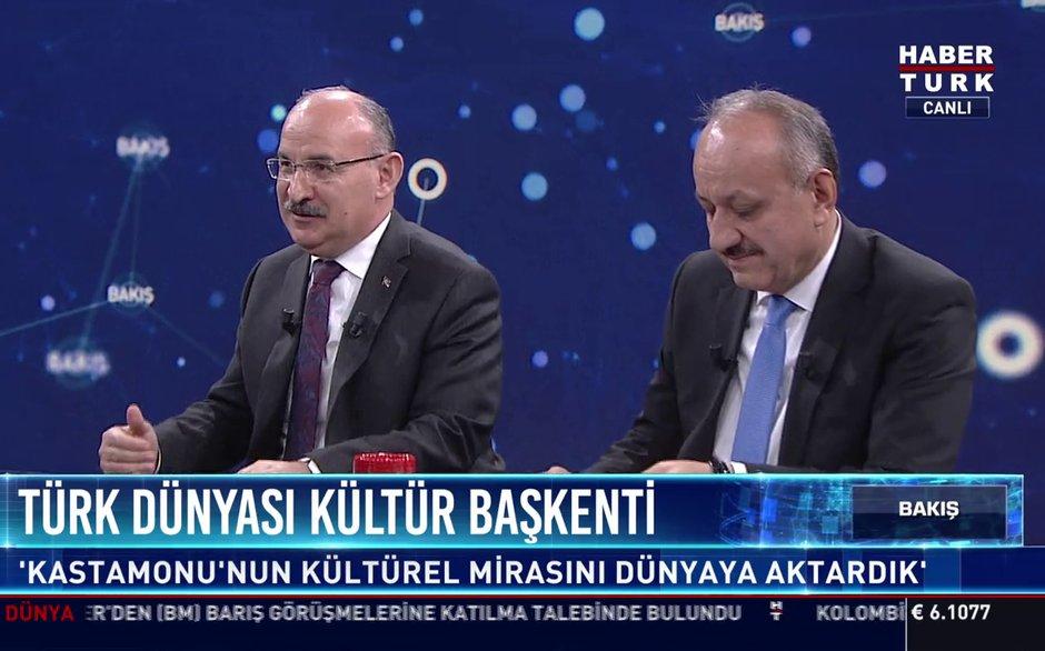 Bakış - 11 Aralık 2018 (Türk Dünyası Kültür Başkenti Kastamonu)