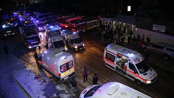 Son dakika: Ankara'da Yüksek Hızlı Tren kazası!