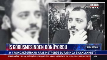 Metrobüs durağında öldürülmüştü: Mahkeme 24 yaşındaki gencin katiline 7 yıl 9 ay ceza verdi