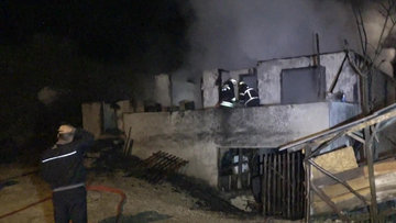 Son dakika: Düzce'de yangın: 3 çocuk yaşamını yitirdi