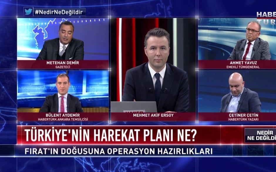 Nedir Ne Değildir - 13 Aralık 2018 (Türkiye'nin harekat planı ne?)