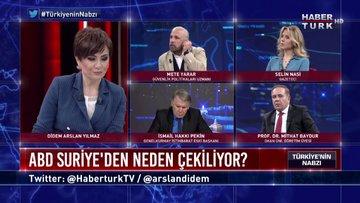 Türkiye'nin Nabzı - 19 Aralık 2018 (ABD'nin yeni Suriye planı ne ?)