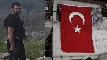 Şehit polis memuru, 2 yıl önce yüzlerce vatandaşın hayatını kurtarmış
