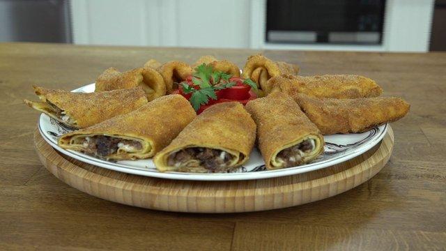 Balakgazi böreği