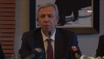 Mansur Yavaş: ''En büyük projem Ankara'yı marka kent yapmak''