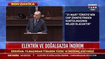 Cumhurbaşkanı Erdoğan AK Parti grup toplantısında önemli açıklamalarda bulundu!