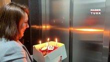 Ezgi Mola'dan Enis Arıkan'a doğum günü sürprizi