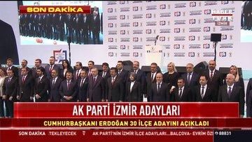 AK Parti İzmir adayları