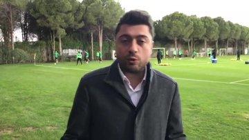 HTSpor Antalya'da! Konyaspor'un transferi kampa katılıyor