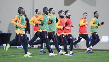 HTSpor Antalya'da! Galatasaray'da Maicon çalışmayı yarıda bıraktı
