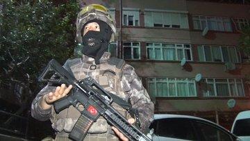 İstanbul'da uyuşturucu operasyonu: 1'i eski polis, 25 gözaltı