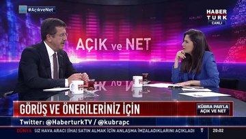 AK Parti İzmir Büyük şehir belediye başkan adayı Nihat Zeybekçi Kübra Par'ın sorularını yanıtladı