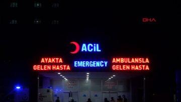Samsun'da acil servis doktoruna yumruklu saldırı!