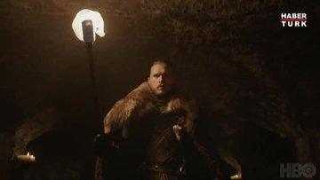 Game of Thrones final sezonu tarihi ve fragmanı yayınlandı!