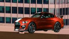 Ford Mustang GT Shelby 500 tanıtıldı