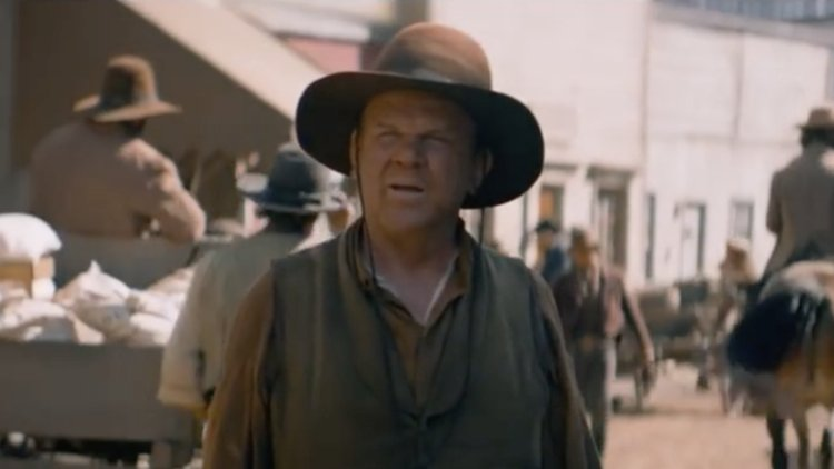 The Sisters Brothers Fragman 2