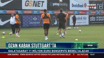 Ozan Kabak Stuttgart'ta: Galatasaray 11 milyon Euro bonservis bedeli alacak