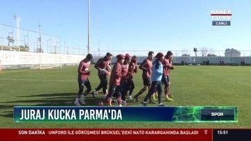 Juraj Kucka Parma'da: İtalyan Kulübüyle 3.5 yıllık sözleşme imzaladı