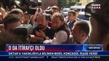 O da itirafçı oldu: Oktar'a yakınlığıyla bilinen Beril Koncagül ifade verdi