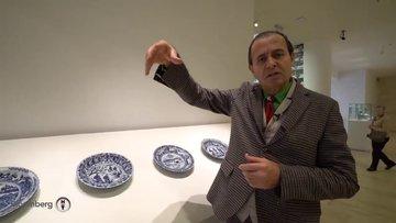 Ai Weiwei Porselene Dair Sergisi - Ayhan Sicimoğlu ile Renkler