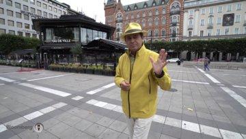 Stockholm Gezisi - Ayhan Sicimoğlu ile Renkler