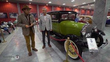 Klasik Otomobil Müzesi, Akhisar - Ayhan Sicimoğlu ile Renkler