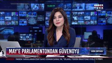 May'e Parlamentodan güvenoyu: May hükümeti 306'ya 325 güvenoyu almayı başardı