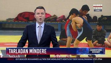 Tarladan Mindere: Köy okulundaki 29 öğrenci lisanslı güreşçi oldu
