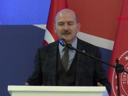 """<p>Içisleri Bakani Süleyman Soylu, """"26 dogu ve güneydogu ilimizde 37 bin 710 adres degisikligi haksiz, gerçege uygun olmayan sekilde yapilmistir"""" dedi</p>"""