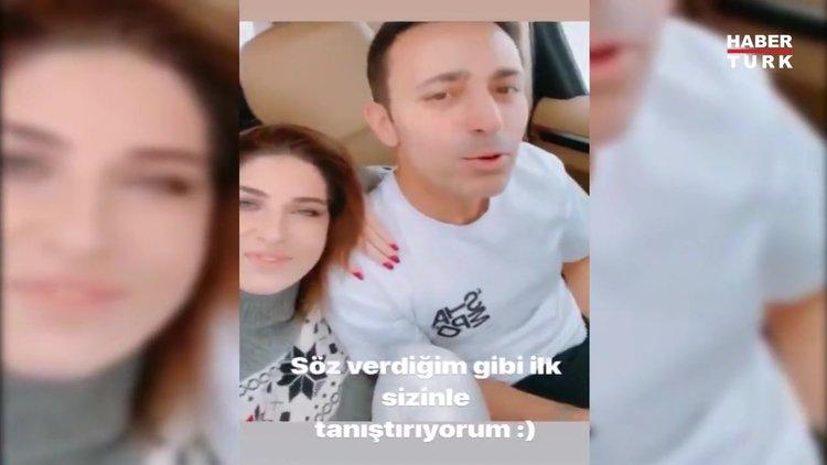 Mustafa Sandal, Melis Sütşurup ile aşkını ilan etti