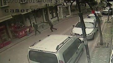 Zeytinburnu'da sokak ortasında kanlı infaz!