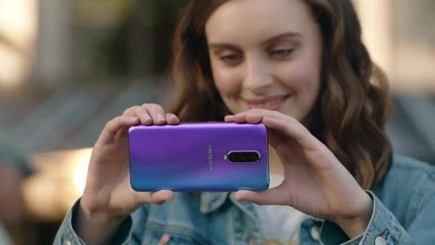 Oppo RX17 Pro tanıtım filmi