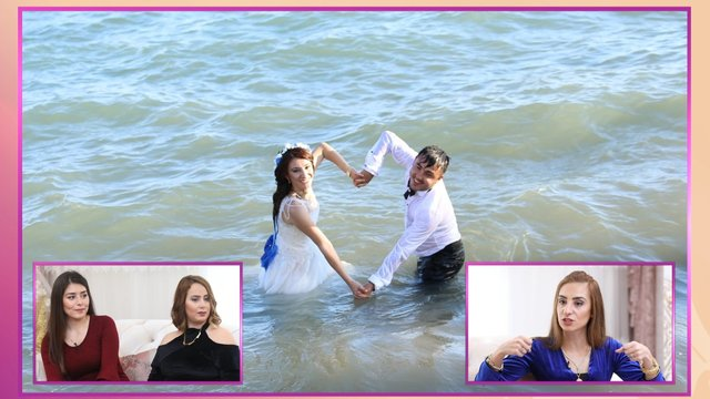 Esma Gelin'in düğün fotoğrafları eleştirildi