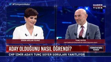 Türkiye'nin Nabzı - 4 Şubat 2019 (CHP İzmir Büyükşehir Belediye Başkan Adayı Tunç Soyer)