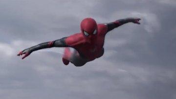 Örümcek-Adam Evden Uzakta Fragman Türkçe Dublajlı