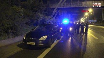 Adana'da polis-şüpheli kovalamacası: 7 kaçak göçmen yakalandı