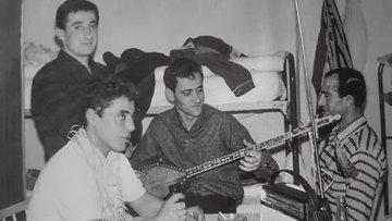Almanya'ya giden birinci kuşak Türk işçilerin şarkıları